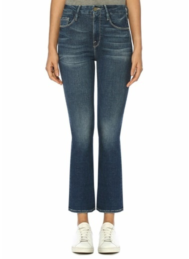 Frame Store Pantolon Lacivert